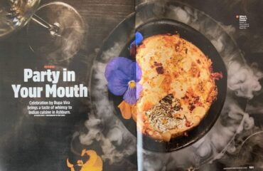 Northern Virginia Magazine - Best of NoVA - September Editiion - Celebration by Rupa Vira